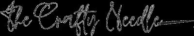 The Crafty Needle Logo